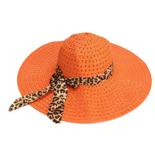 da367cadf89ac Women Girls Elegant Brim Summer Hollow Beach Sun Straw Floppy Hat Beauty Cap  on OnBuy