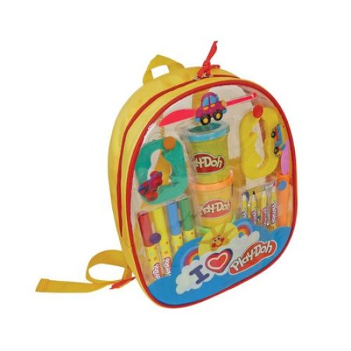 PLAY-DOH My Creative Activity Backpack (CPDO012)