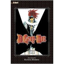 D.gray-man (3-in-1 Edition), Vol. 2: Volumes 4, 5 & 6