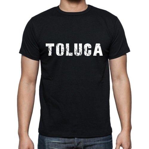b176cc6ff toluca ,Men's Short Sleeve Rounded Neck T-shirt on OnBuy