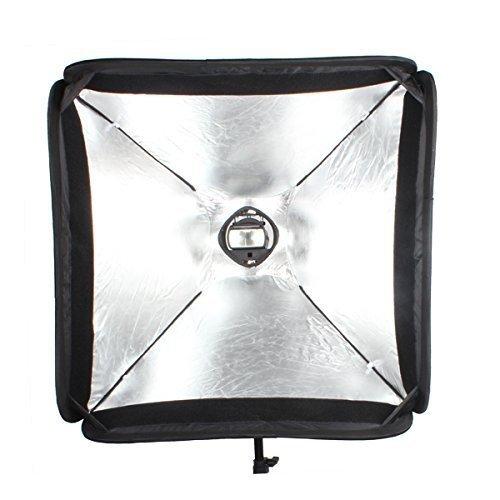 Godox S Type Bracket Bowens Holder 80x80cm 32 x 32 Softbox Honeycomb Grid Bag Kit for Camera Flash