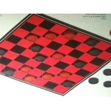 The Original Games We Played - Checkers