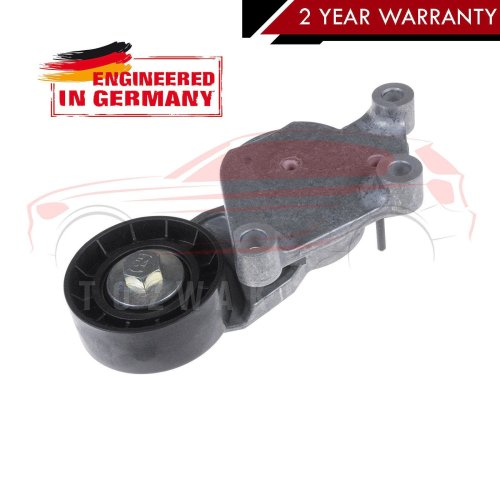 FOR CITROEN C1 C2 C3 C4 HDi 1.4 1.6 16v AUXILIARY DRIVE FAN BELT TENSIONER