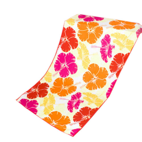 Large Soft Beach Towels 140*70cm, Sunflowerlower Pattern