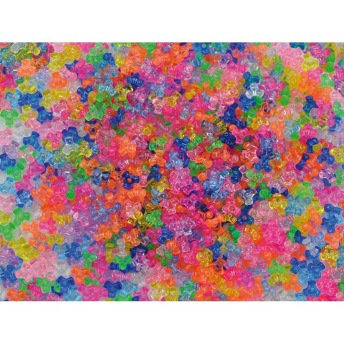 Pbx2470719 - Playbox - Plastic Beads (pro Peller) Transparent - 1000 Pcs