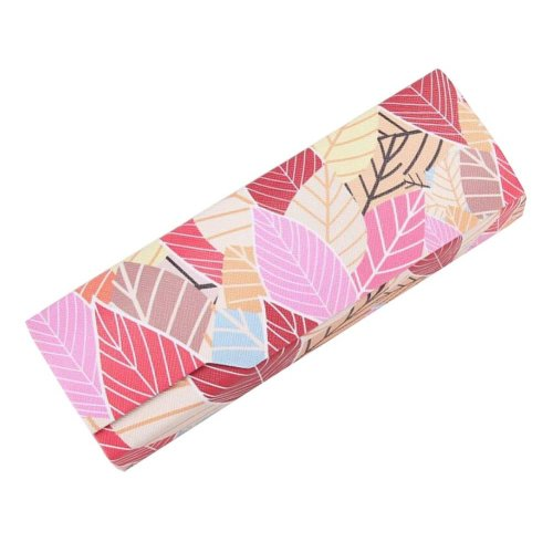 PU Leather Eyeglass Case Glasses Storage Case Protective Case for Glasses - 38