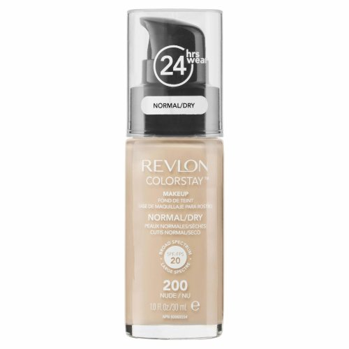 Revlon Colorstay Foundation for Normal/Dry Skin, Nude