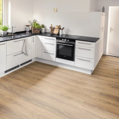 Egger Laminate Flooring Planks 39.8m² 8mm Toscolano Oak Nature Board Carpet
