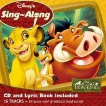 Disneys Sing-a-long - the Lion King [CD]