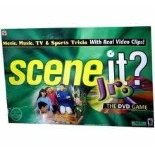 Toy / Game Mattel Scene It Jr. Dvd Game (2.5 X 10.4 X 15.6 Inches ; 2.1 Pounds) Create The Ultimate Experience by 4KIDS