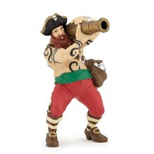 Cannon Pirate - Papo 39439 New Model Figure Pirates Knights -  papo pirate cannon 39439 new model figure pirates knights