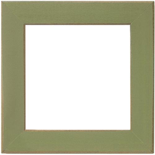 """Wooden Frame 6""""X6""""-Olive"""