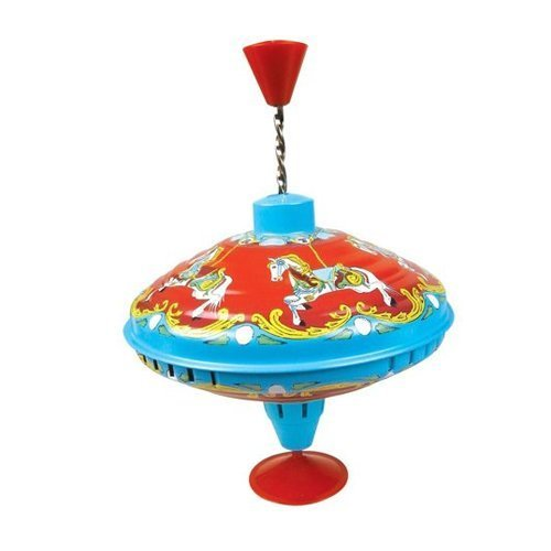Carousel Humming Top