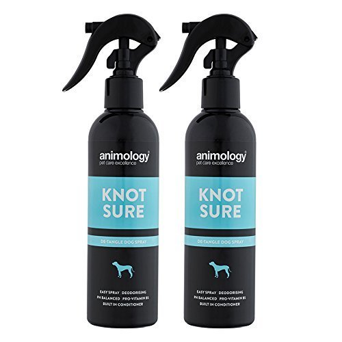 Animology Knot Sure De-Tangle Spray, 250 ml, Pack of 2