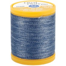 Coats Dual Duty Plus Denim Thread 125yd-Denim Blue