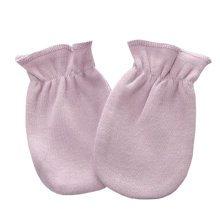 Warm Unisex-Baby Gloves Newborn Mittens Soft No Scratch Mittens, Purple