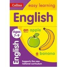 Collins Easy Learning Ks2: English Ages 7-9