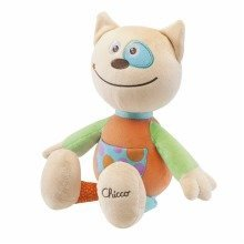 Chicco Soft Cat Toy