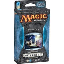 Magic the Gathering: MTG: 2012 Core Set M12 Intro Pack: MYSTICAL MIGHT Theme Deck