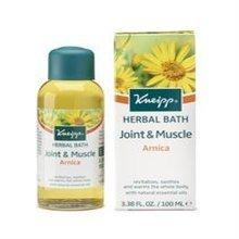 Kneipp Joint & Muscle Herbal Bath Oil 100ml (arnica)