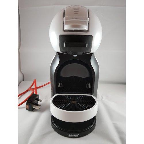 NESCAFE Dolce Gusto Mini Me Coffee Machine by De'Longhi, White/Black