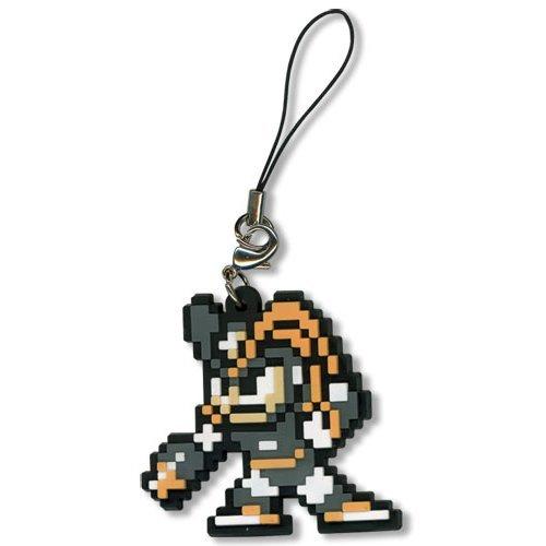 Cell Phone Charm - Mega Man 10 - New Bass SD Chibi Anime Licensed ge8248