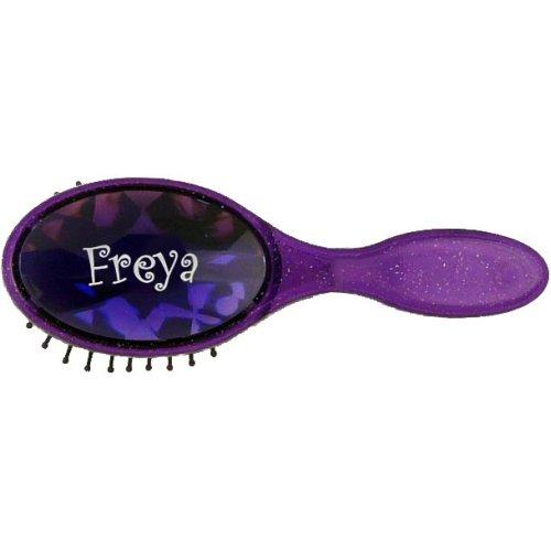 Freya Bejewelled Hairbrush