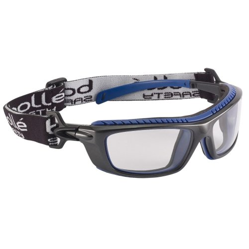Bolle BAXTER BAXPSI Safety Glasses Goggles Clear Lens