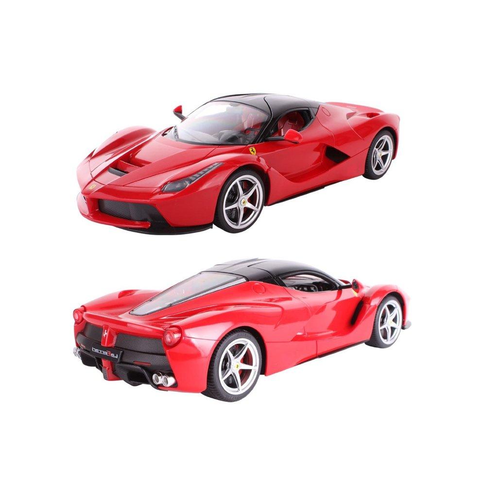 Ferrari Laferrari Remote Control Car Opening Doors Working Lights La Electric Radio