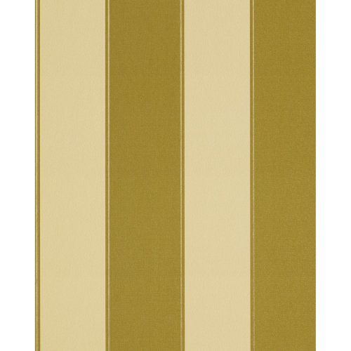 EDEM 771-31 luxury block stripe embossed wallpaper olive-green yellow | 5.33 sqm