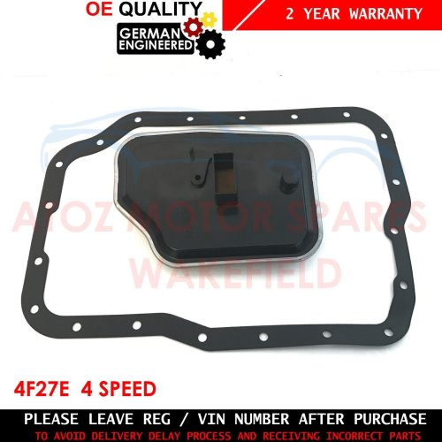 FOR MAZDA FORD 4F27E AUTOMATIC TRANSMISSION GEARBOX SUMP PAN FILTER SEAL 4  SPEED