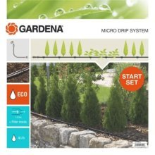 GARDENA Micro-Drip System for Plant Rows S Starter Set 15 m 13010-20