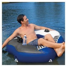 Intex 58854 River Run Inflatable Ride On Doughnut with Connectors