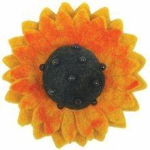 D72-73841 - Dimensions Felting - Felt: Sunflower