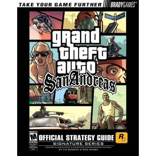 Grand Theft Auto:San Andreas? Official Strategy Guide (Signature)