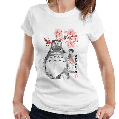 My Neighbour Totoro Sumie Women's T-Shirt