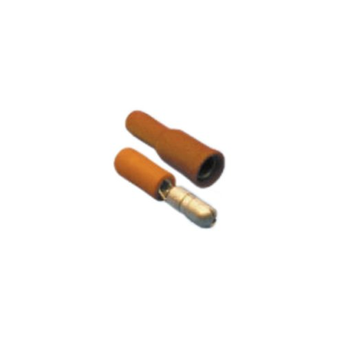 Wiring Connectors - Red - Male/Female Bullet - Pack of 15
