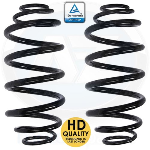 For Mercedes Mixto Viano Vito MPV Van Bus CDI W639 Rear suspension coil springs