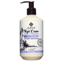 Alaffia - EveryDay Coconut - Nighttime Replenishing Face Cream, 12 Ounces