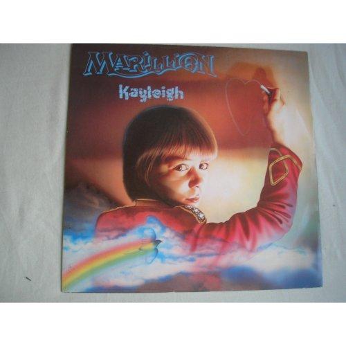 """MARILLION - Kayleigh UK 12"""" single PS 1985 ex+/ex"""