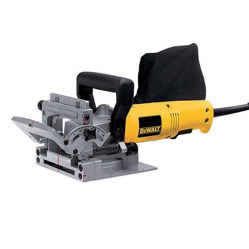 DeWalt DW682KL Biscuit Jointer 20mm Cut Dustbag Case 600 Watt 110 Volt