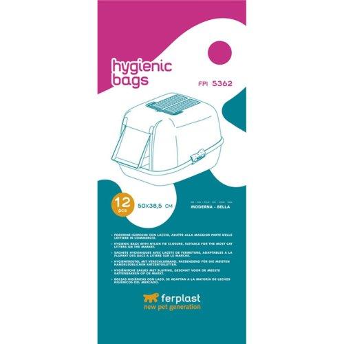 Fpi5362 Litter Tray Bags 50x38.5cm
