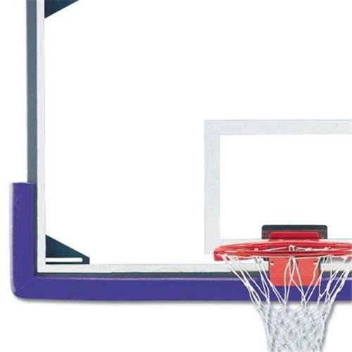 Gared 1092002 Pro-Mold Indoor Basketball Backboard Padding, Gray