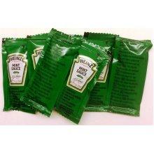 Heinz Mint Sauce ~ Individual 11g Sachets