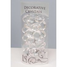 Decorative Acrylic Pebbles Crystals