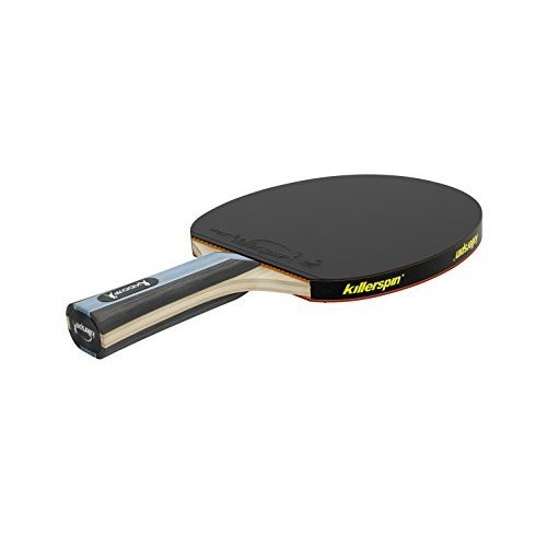Killerspin Kido 7P Table Tennis Paddle Flared ITTF Approved Custom Designed Competition Ping Pong Paddle