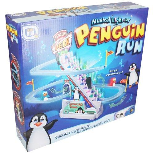 Games Hub Penguin Run Game
