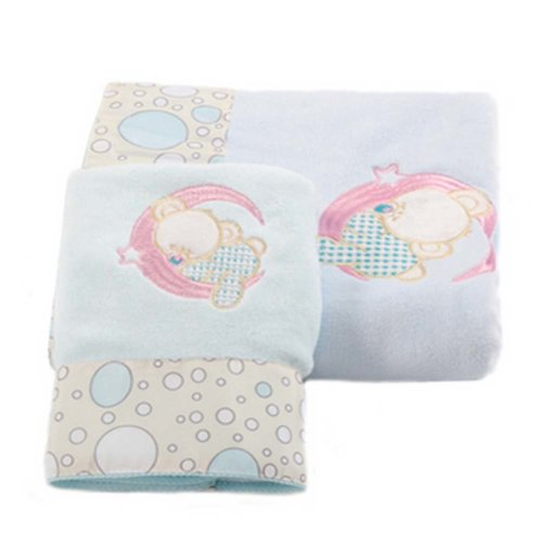 Bear Baby Strong Absorbent Bath Towels Sets(Multicolor)