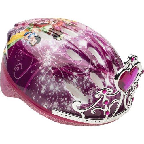 BELL Kids' Princess Bike 3D Tiara Helmet, Multi Coloured, 50-54 cm