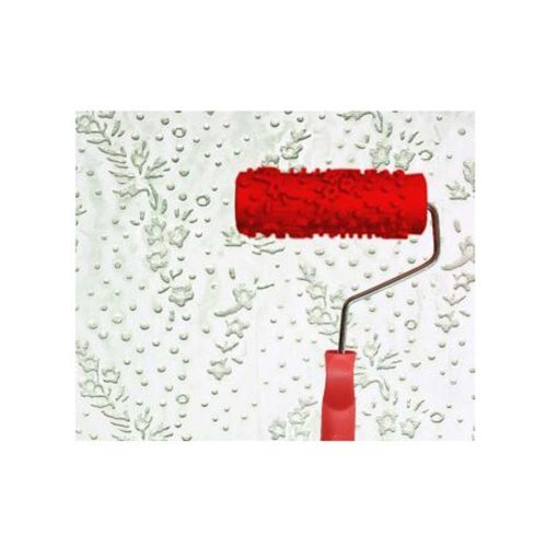 Classical Embossed Paint Roller Wall Painting Runner Wall DIY Tool, Pattern 14